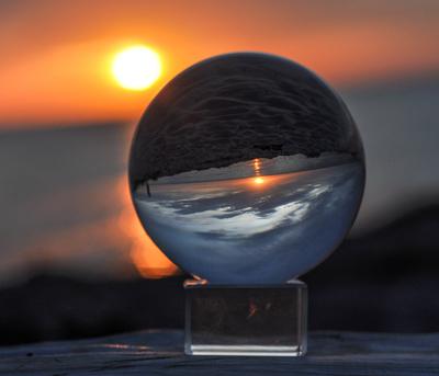Sunset Orb
