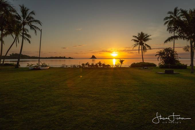 Hawaiian Sunsets -0848