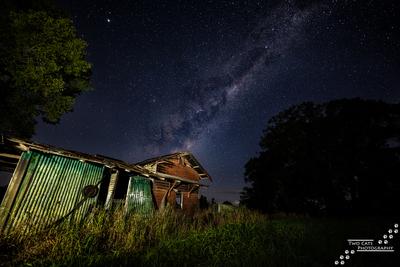 Interstellar Farmshed