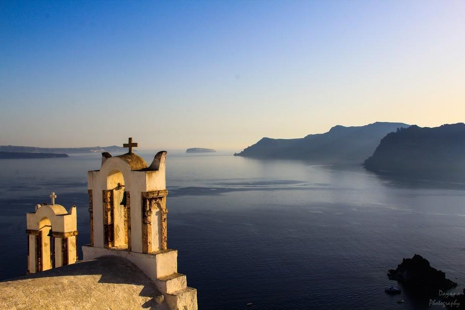 Santorini--Greece