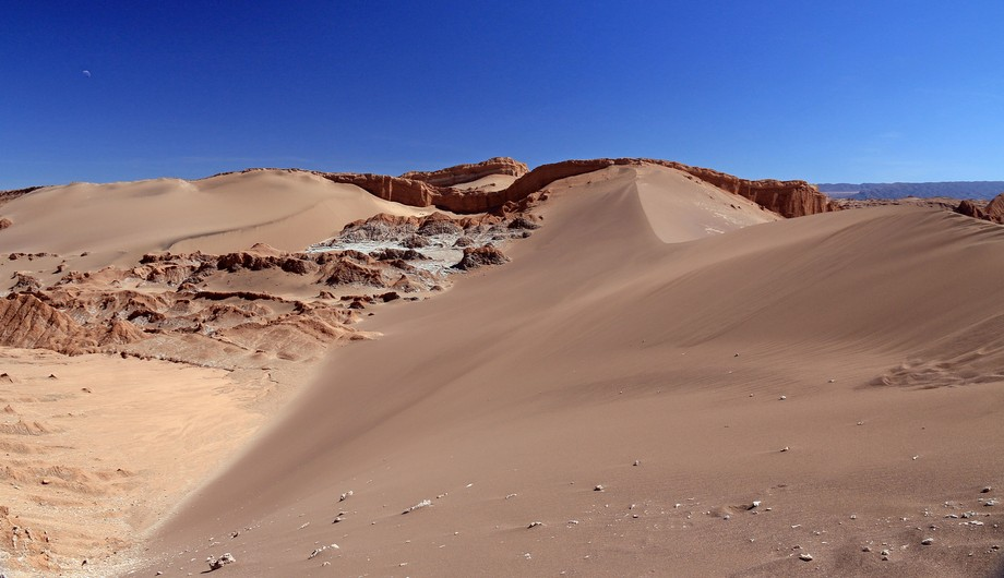 The Great Dune of the Valley of the Moon