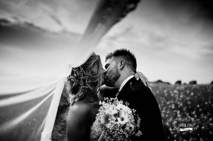 Nothing but love.  by karenlong - Weddings And Fashion Photo Contest