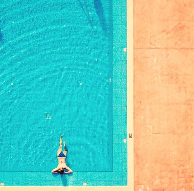 Poolside by SteveWazowski - Stunning POV Photo Contest