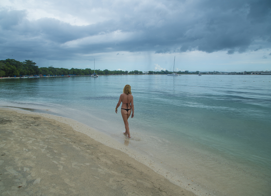 Bloody Bay Beach, Jamaica