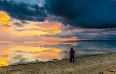 Patar Beach, Bolinao, Pangasinan. Philippines