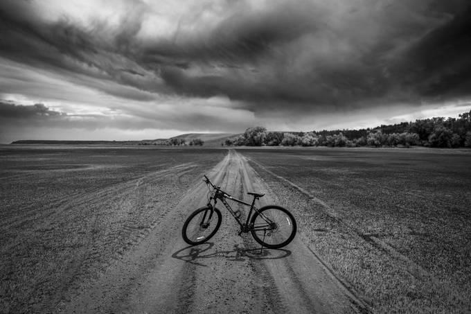 Trek by PrysyazhnyyOleksiy - Black And White Landscapes Photo Contest