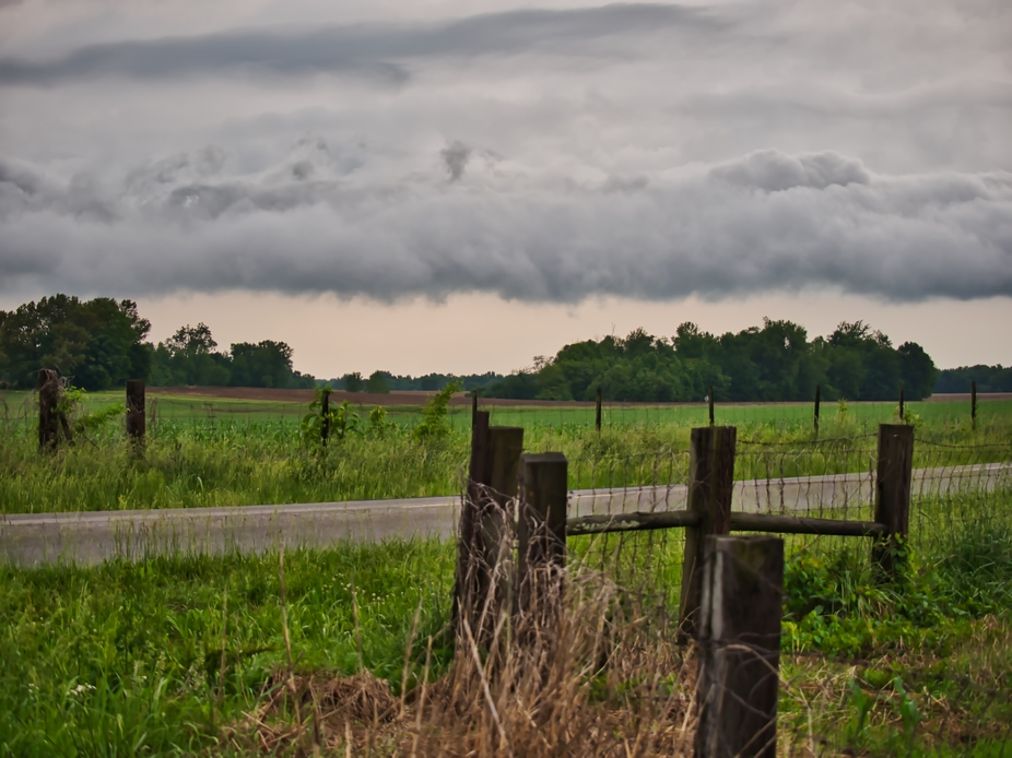 Country side Storm