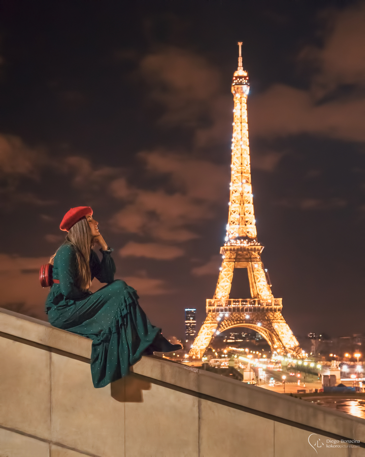 Dreaming Paris by SirDiegoSama - Creative Reality Photo Contest