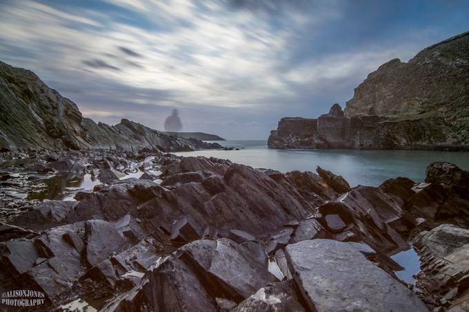 Ghost in the machine by Alisonjonesphotography - Boulders And Rocks Photo Contest