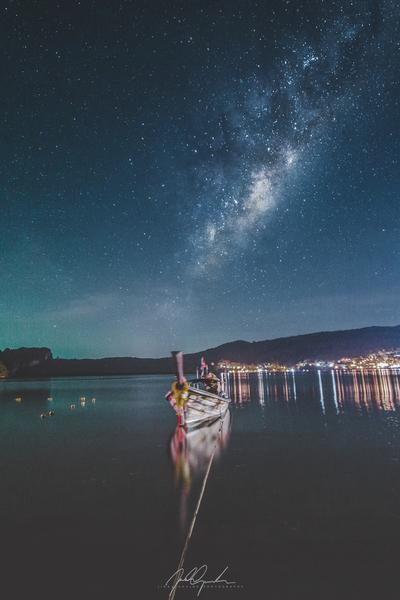 Sail into the Universe