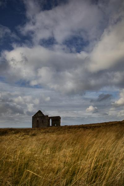 Abandoned Church Isle of Skye