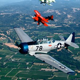 While gathering images for the Santa Rosa Air Museum at their air show in August 2020 I had the opportunity to gather in flight images of aircraf...