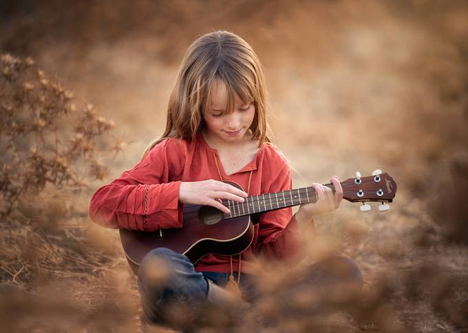 Ukelele by Beraguirre - Musical Instruments Photo Contest