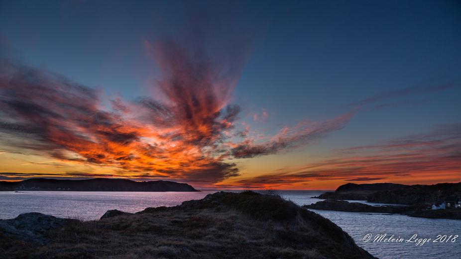 Twillingate, Newfoundland - spectacular place for sunsets