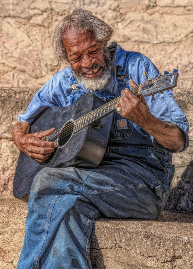 Rhythm and Soul by GayleLucci - All Smiles Photo Contest