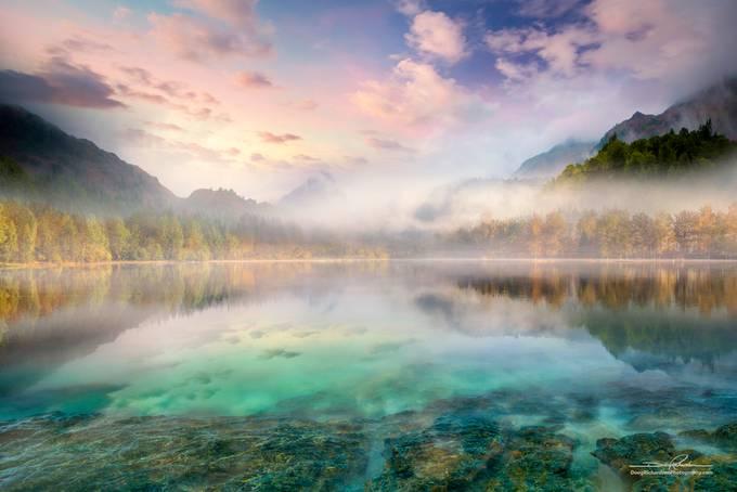 Fog Lake by douglasrichardson - Social Exposure Photo Contest Vol 16