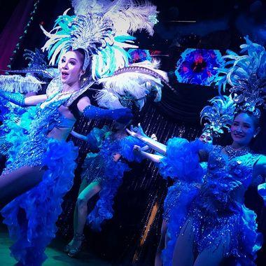 Chiang Mai drag cabaret