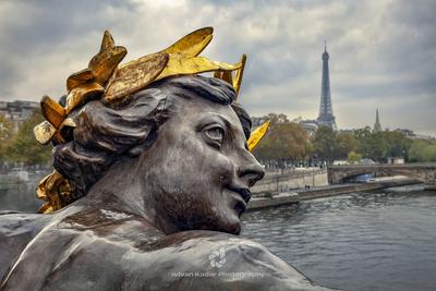 Nymph of the Seine