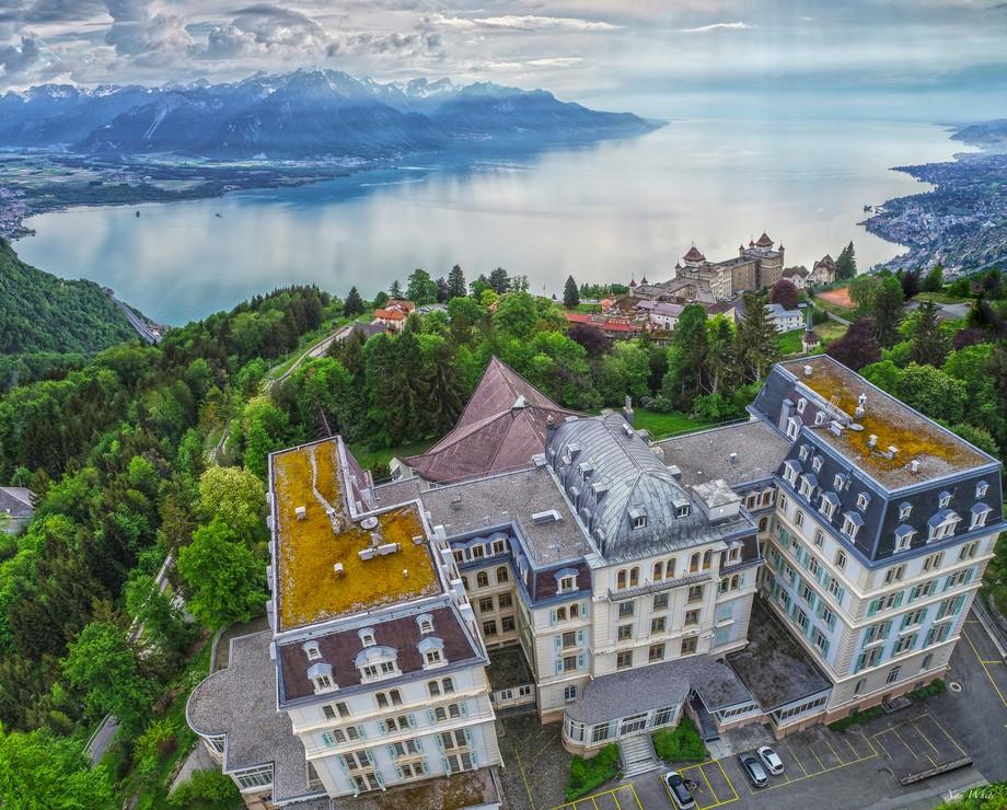 Caux-Montreux, Lake Geneva, Châblais (Switzerland)