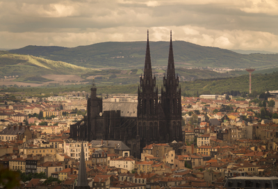 View of Clermont Ferrand
