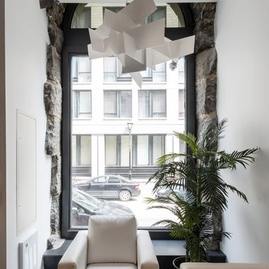 Hall d'entrée pour GR7 Architecture et design