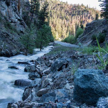 Loon Creek at the Canyon