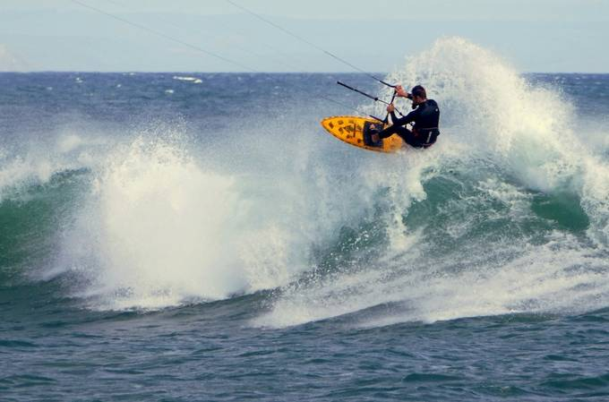 Kiteboarding. by taurfoto - Health And Fitness Photo Contest