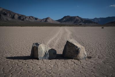 Mysterious rocks