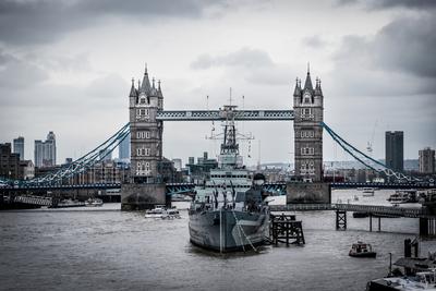Fortified Tower Bridge
