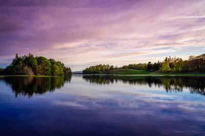 Loch Insh Sunset
