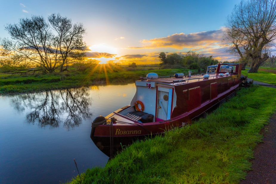 Rosanna - Ardreigh Lock, Athy