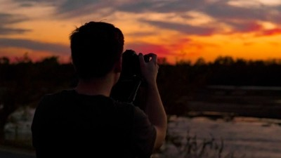 Sunsets and Cameras