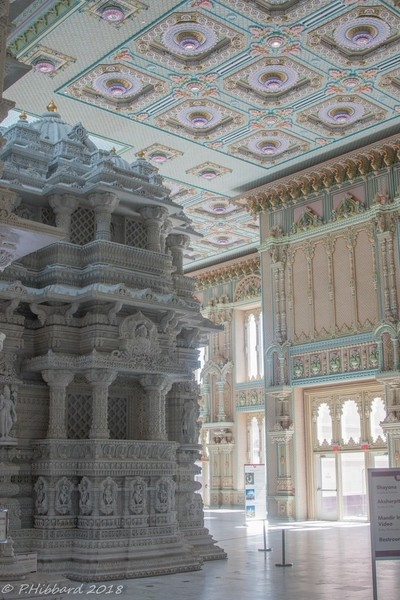 Baps Hindu Temple