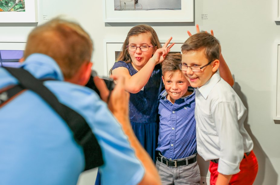 Twice a year the Pablove Foundation teaches children fighting with cancer the fundamentals of pho...
