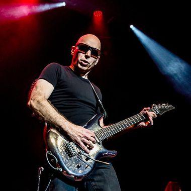 Joe Satriani au MTelus Montreal