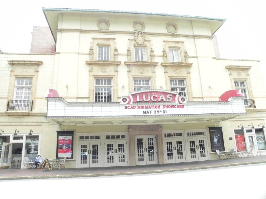Lucas Theater, Downtown Savannah