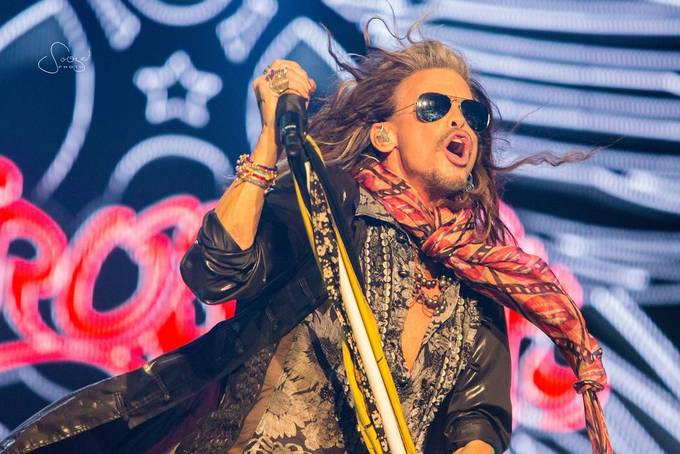 Steven Tyler by SuzieKaplan - Music And Concerts Photo Contest