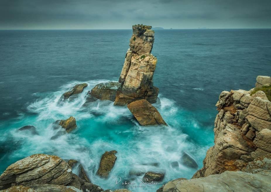 Cape Carvoeiro is one of the most recognizable capes in Portugal.  I visit this place a few times...