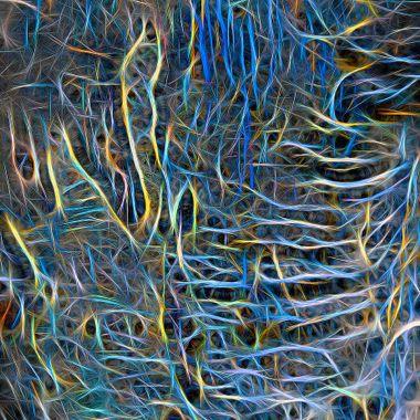 Abstract, Manipulation, Colours, Josette Halls