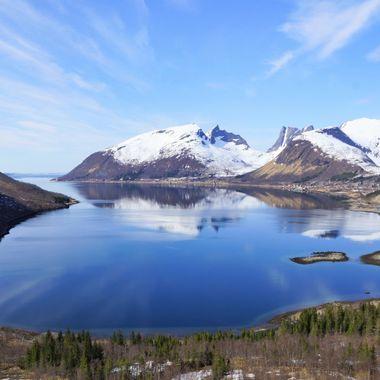 Picture taken at Senja, Norway.