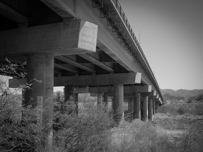 Salt River Bridge at 16th St.