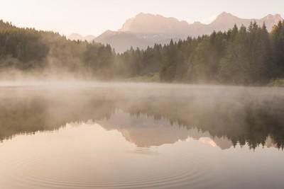 Geroldsee Mornings