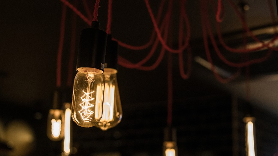 Taken while doing a photoshoot for Lana Tralee, Asian Street Food. The lights they have in the re...