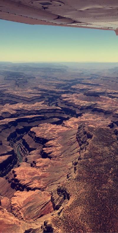 Grand Canyon through Tuckup Corridor