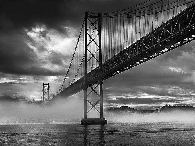 Lisbon by joaocabral - Our World In Black And White Photo Contest