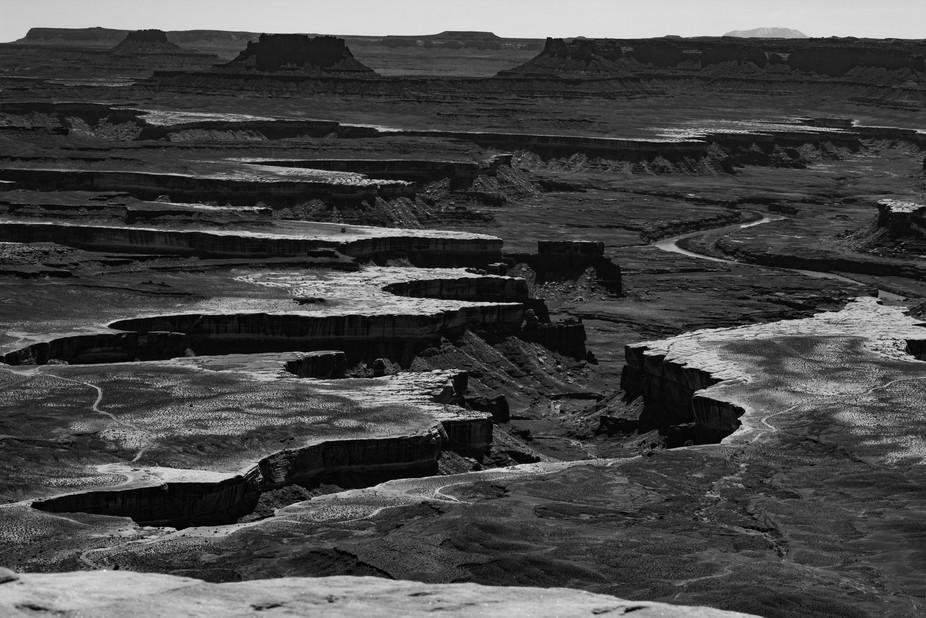 North of Moab, Utah