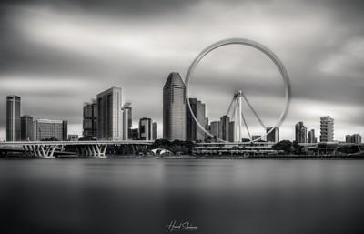 Singapore BW