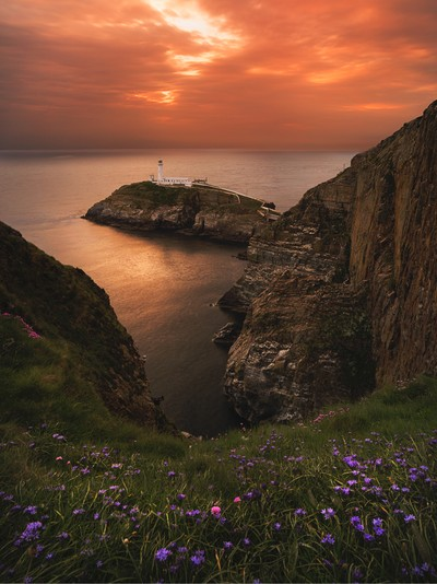 South stack lighthouse ????????????????????????????