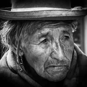 Woman from Colca
