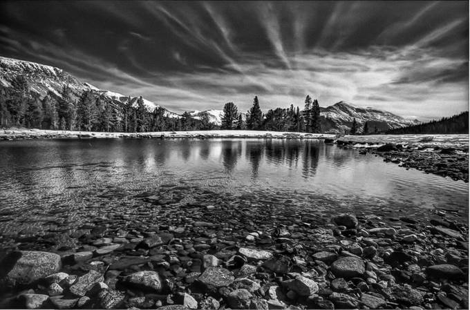 Yosemite image by markteufel - Our World In Black And White Photo Contest